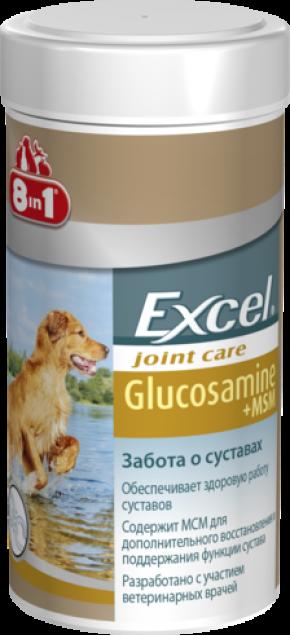 Эксель Глюкозамин с МСМ
